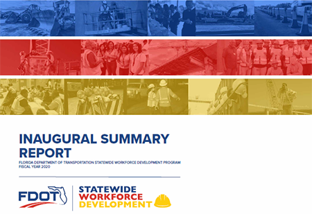 view the inaugural summary report